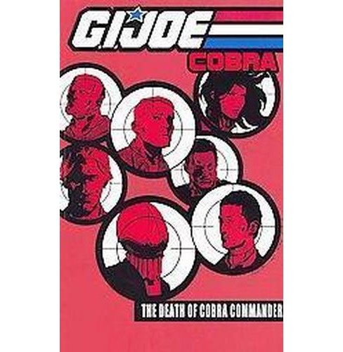 G.I. Joe: Cobra 4 (Paperback) - image 1 of 1