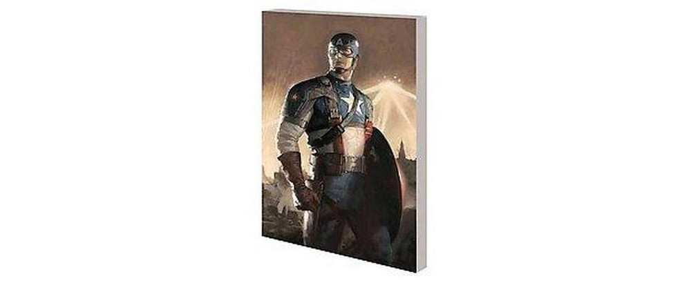 Captain America ( Captain America) (Paperback)