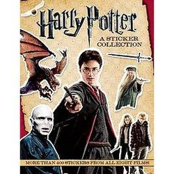 Harry Potter : A Sticker Collection (Paperback)