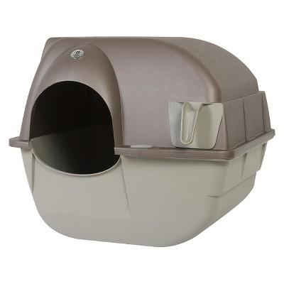 Roll U0027n Clean Litter Box