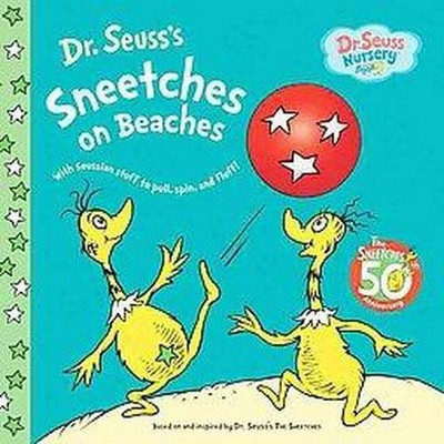 Sneetches on Beaches (Anniversary)(Hardcover)(Dr. Seuss)