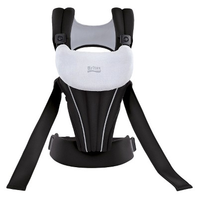 Britax® CarryLong Front and Rear Facing Baby Carrier - Black