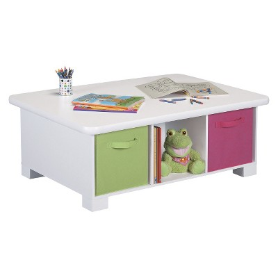 ClosetMaid 6 Cube Storage And Activity Table   White