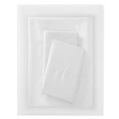 Microfiber Sheet Set White (Twin)- Room Essentials™