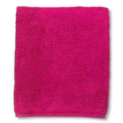 Fast Dry Bath Towel Dashing Pink - Room Essentials™
