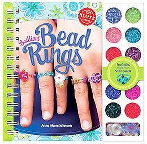 Brilliant Bead Rings (Hardcover) - image 1 of 1
