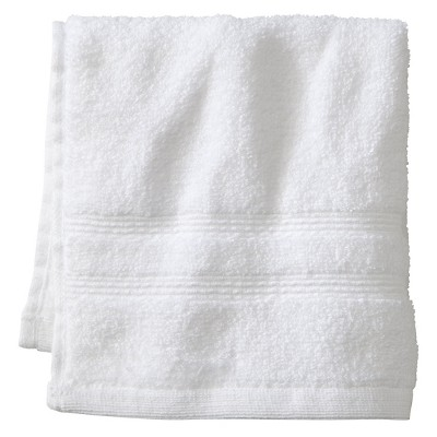 Luxury Wash Cloth White - Fieldcrest™