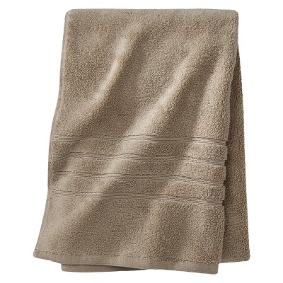 Luxury Bath Sheet Light Taupe - Fieldcrest™