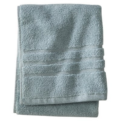 Luxury Hand Towel Aqua Spill - Fieldcrest™