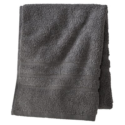 Luxury Hand Towel Molten Lead - Fieldcrest™