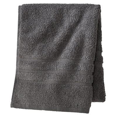 Luxury Hand Towel Molten Lead - Fieldcrest™