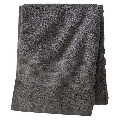 Luxury Hand Towel Molten Lead - Fieldcrest