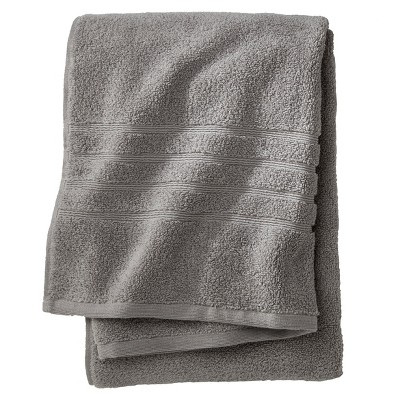 Luxury Bath Towel Skyline Gray - Fieldcrest™
