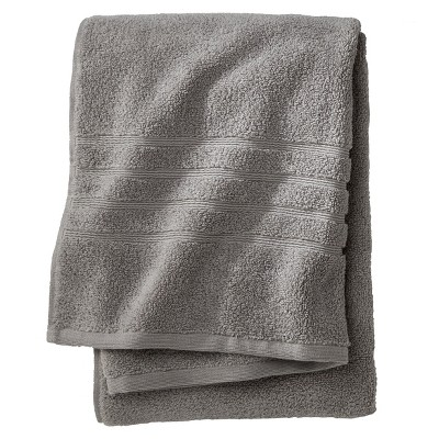 Luxury Bath Sheet Skyline Gray - Fieldcrest™