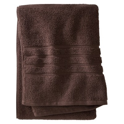 Luxury Bath Towel Morel Brown - Fieldcrest™