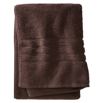Luxury Bath Sheet Morel Brown - Fieldcrest™