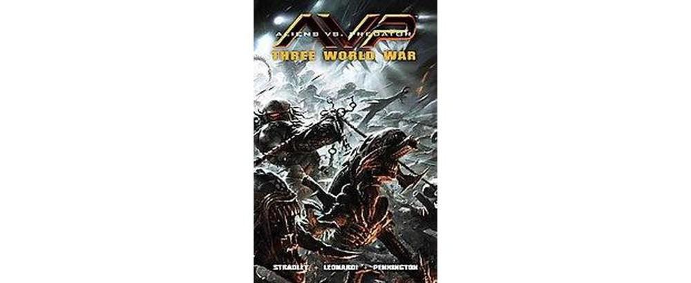 DARKHORSE Aliens Vs. Predator : Three World War (Paperbac...