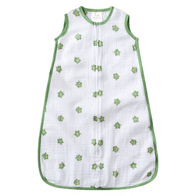 Aden® by Aden + Anais® Sleeping Bag - Life's a Hoot - Turtle - S