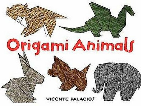 Origami Animals (Paperback) - image 1 of 1