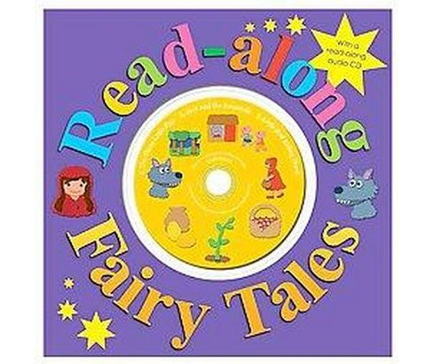 Read-Along Fairy Tales (Hardcover) - image 1 of 1