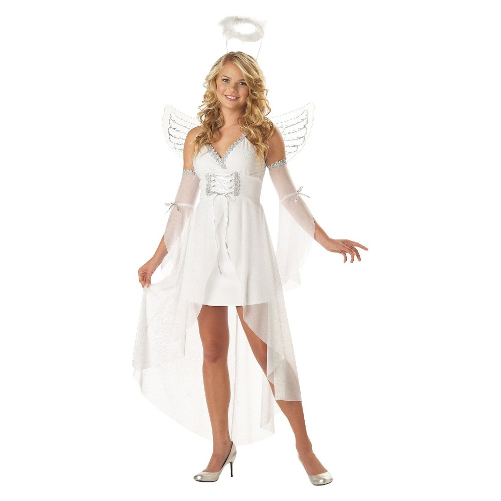 Womens Heavens Angel Costume Small, Variation Parent