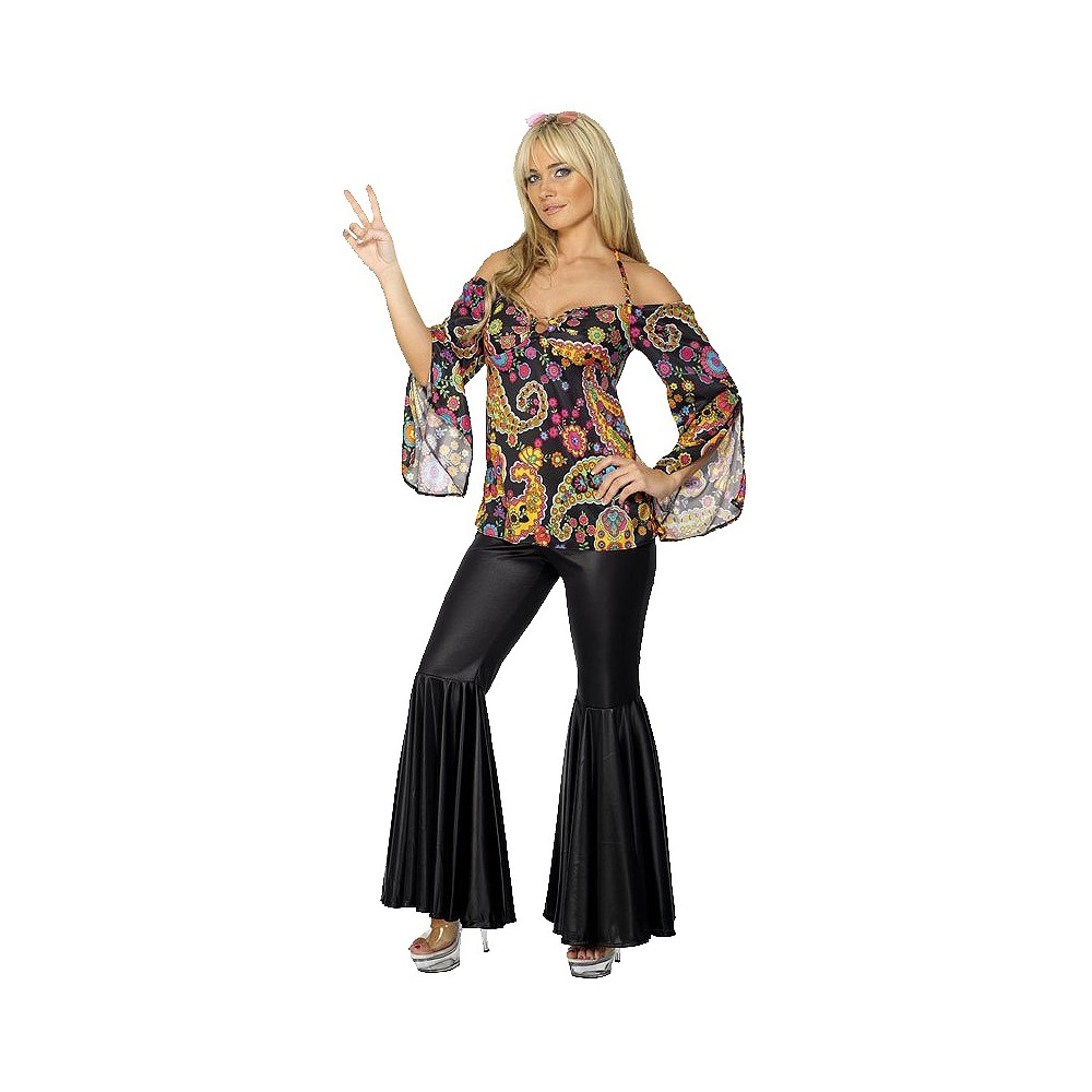 Womens Hippie Costume X-Large, Size: XL