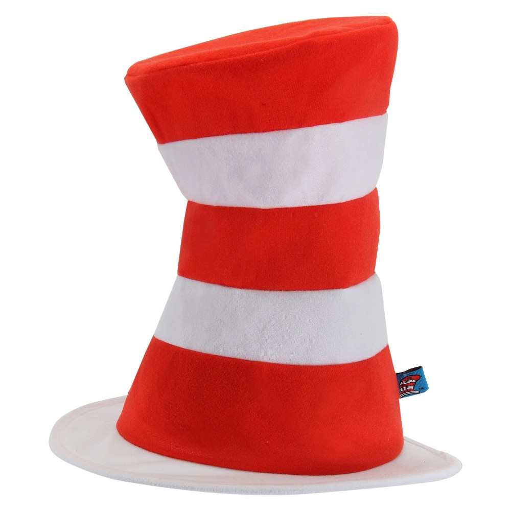 Adult Dr. Seuss Cat in the Hat Costume, Adult Unisex