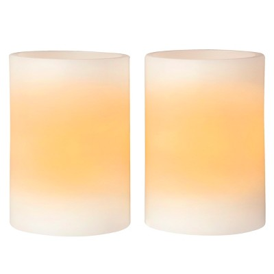 Room Essentials™ 2 Pack 3x4  Straight Edge Candles