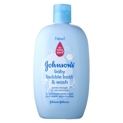 Johnson's Baby Bubble Bath & Wash 15 fl oz