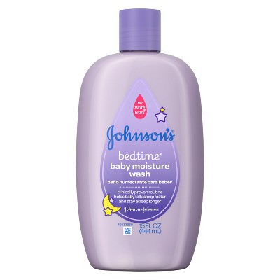Johnson's Baby Bedtime Wash 15 fl oz