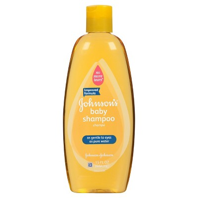 Johnson's Baby No-More-Tears Shampoo 15 fl oz