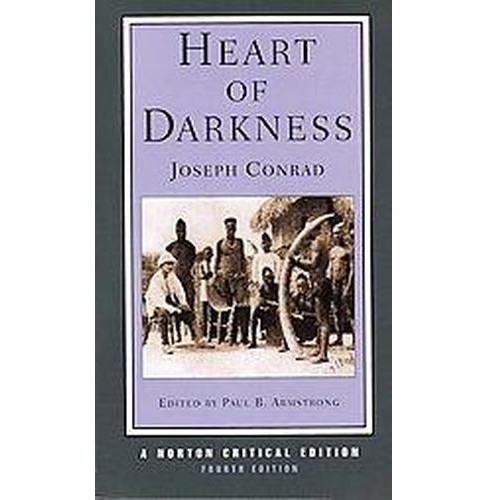 Heart of Darkness (Paperback) (Joseph Conrad & Paul B. Armstrong) - image 1 of 1