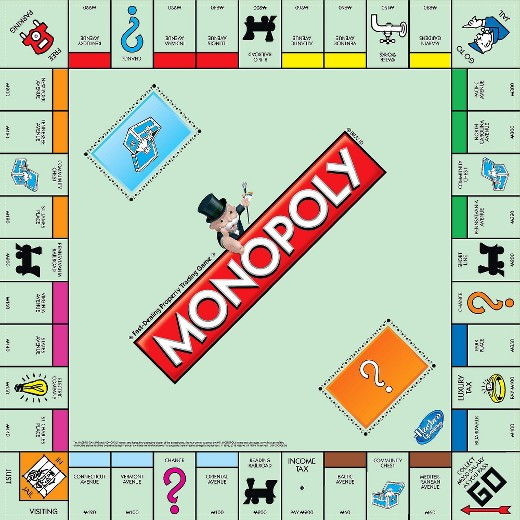 Monopoly Classic Board Game Target