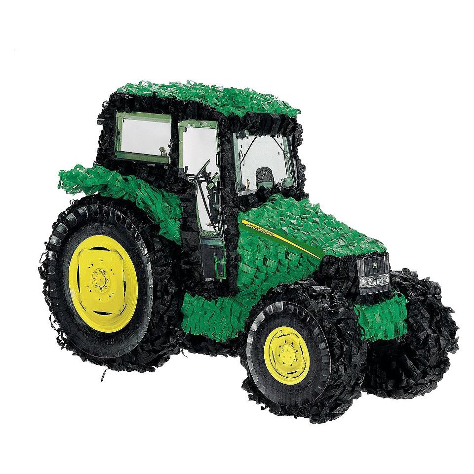 John Deere Tractor 17 Pinata