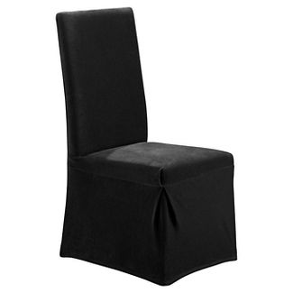 Stretch Pique Short Dining Chair Slipcover - Sure Fit : Target