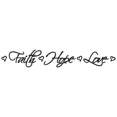 Faith Hope Love - Jews for Jesus