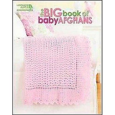 The Big Book of Baby Afghans (Paperback)