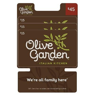Olive Garden MultiPack $45