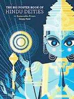 Big Poster Book of Hindu Deities (Paperback)