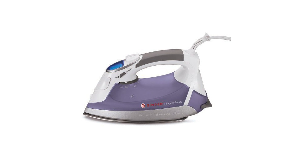 SINGER SEWING CO. Expert Finish Steam Iron