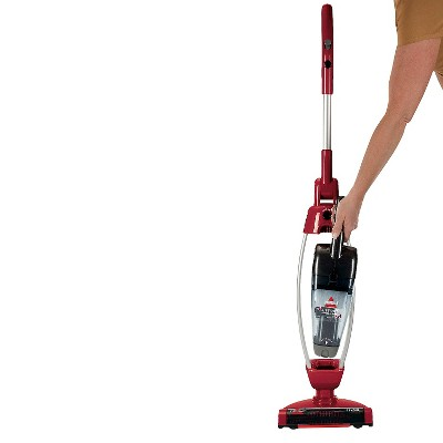 bissell lift off floors and more pet stick vacuum red 75q3t