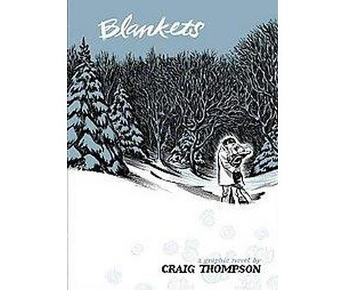 Blankets (Hardcover) (Craig Thompson) - image 1 of 1