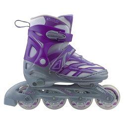 Schwinn Girls Adjustable Inline Skate Black Pink 1 4