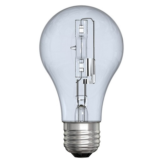 Ge Reveal 100 Watt Energy Efficient Halogen Light Bulb 2 Pack Clear Target