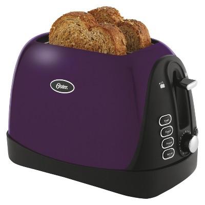 Oster® 2-Slice Toaster, Purple, TSSTTRJBP1