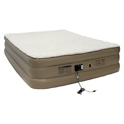 Coleman 174 Airplush Elite Pillow Top Air Mattress Double