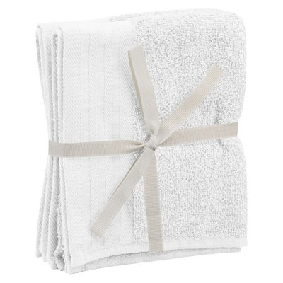Hand Towel Set 2pk True White - Room Essentials™