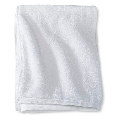 Fast Dry Bath Towel True White - Room Essentials™
