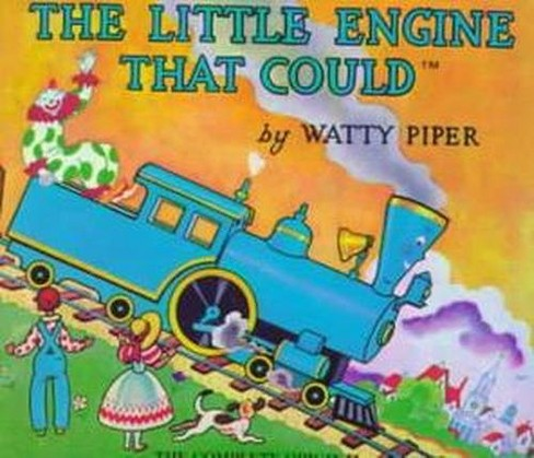 Little Engine That Could (Hardcover) (Watty Piper) - image 1 of 1
