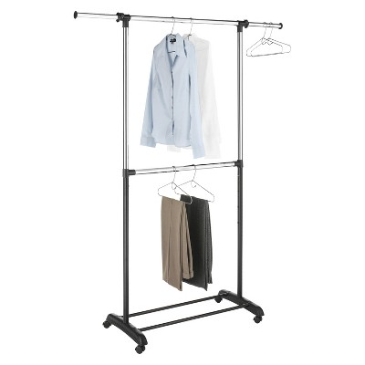 RE 2-Tiered Adjustable Height Garment Rack - Room Essentials™